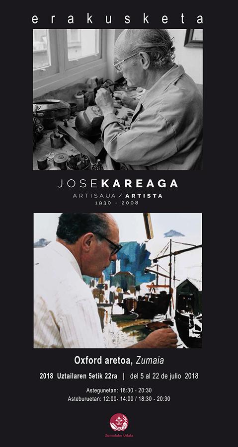 tarjeta J.Kareaga expo_zumaia