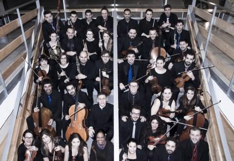 Kontzertua: Andres de Egiguren orkestra