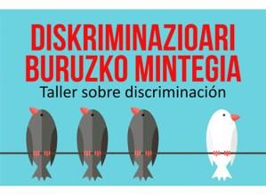 'Dibertsitatea eta diskriminazioa' izeneko tailerra egingo da Portalean