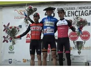 Iñigo Eloseguik irabazi du Valenciaga Oroitzarrea