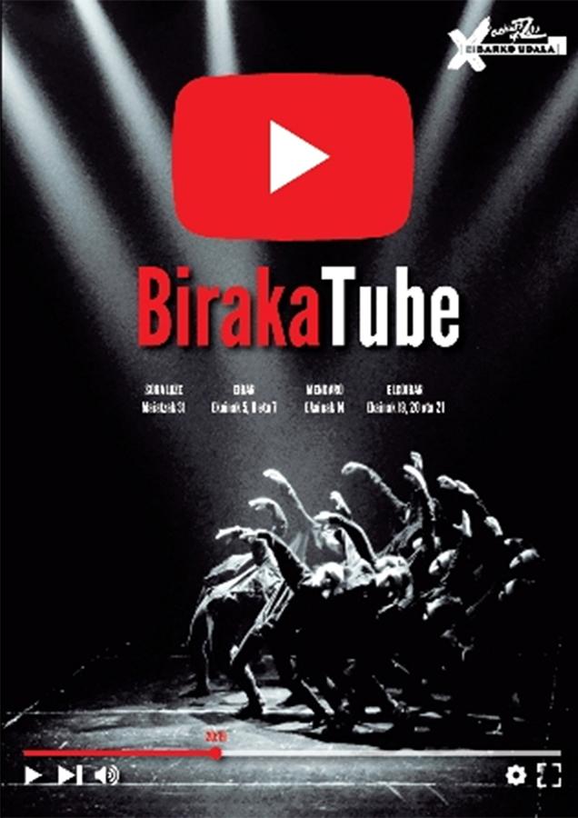 """Dantza: """"Birakatube"""""""