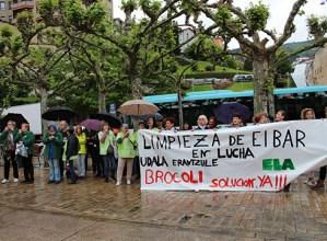 Udal eraikinetako garbitzaileek lan-eskubideen aldeko mobilizazioekin jarraituko dute
