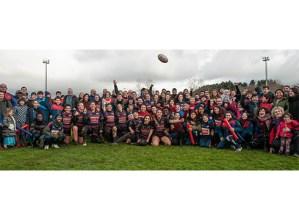 Emakumezkoen errugbi taldeak Rugby Sevens Challengea jokatuko du