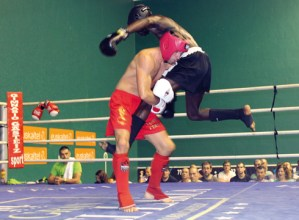 Boxeo olinpiko denboraldiko izarretako bi gaur Astelenan