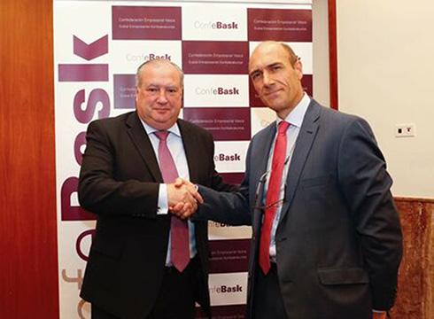 Confebaskeko presidente izendatu dute gaur Eduardo Zubiaurre