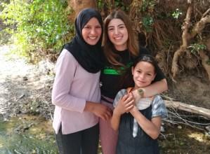 """Oihane Perez Calle (boluntarioa Marokon): """"Orain arte egin dudan gauzarik onena izan da"""""""
