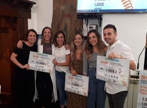 'Kaxa' proiektuak irabazi du On Ekin saria