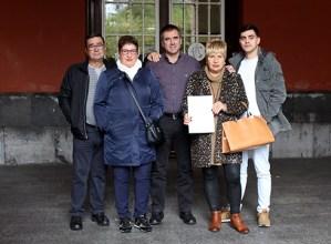 """Rakel Lopez Airas eta Markel semearen hiltzaileari """"zigorrik gogorrena"""" ezarri diote"""