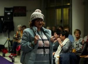 Ekitaldiz bete dute azaroa Untzagako jubilatu etxekoek
