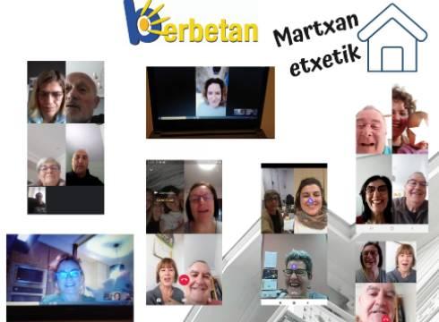 Euskera online praktikatzeko taldeak antolatu ditu …eta kitto! Euskara Elkarteak