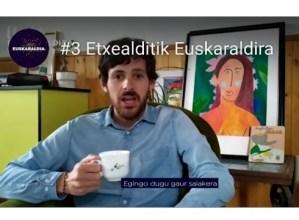 Euskera mahai guztietara eramatea proposatzen digute Euskaralditik