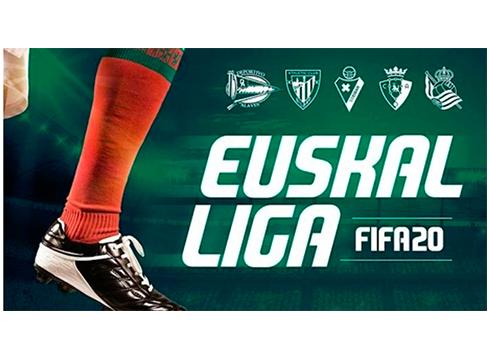 Eibar FT-k irabazi du FIFA20ko Euskal Ligaren lehen txapelketa