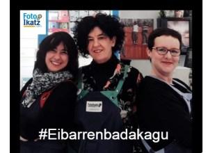 #Eibarrenbadakagu bizitza argazkietan ikustea, Ikatzek ere bat egin du