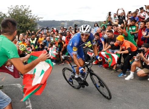 Irun-Arrate jardunaldiarekin hasiko da Espainiako Vueltaren 75. edizioa