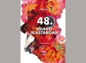 48. Udako Ikastaro bereziak antolatu ditu Udako Euskal Unibertsitateak
