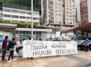 Haurreskolen itzulera planean haurrak erdigunean jartzeko eskatu dute sindikatuek