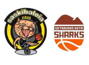 Avia Eibar Saskibaloiak Getariako Keta Sharks integratu du bere egituran