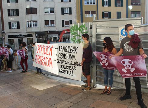 Zaldibar Argitu plataformak bilera deitu du urriaren 14rako