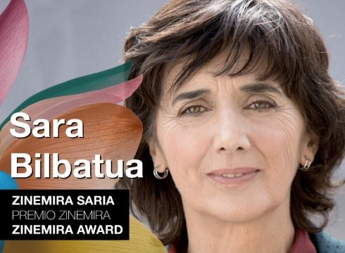 Zinemira Saria jasoko du Sara Bilbatua casting zuzendari eibartarrak