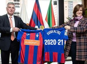 Eibar foball taldeko emakumezkoek Euskaltelen babesa izango dute