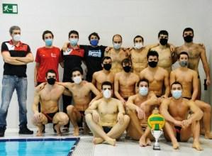 Urbatek waterpoloko Euskal Herriko Kopa irabazi du bosgarren aldiz