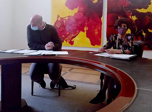 36,2 milioi euroko udal aurrekontuaren zirriborroa aurkeztu dute 2021erako