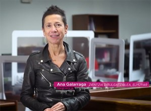 Botiken efikazia, efektibitatea eta efizientzia, bakoitzaren inguruko ñabardurak azaldu ditu Ana Galarragak