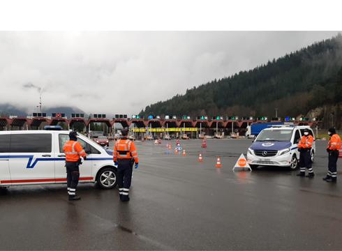 1.194 isun jarri dituzte asteburuan Euskadin osasun-araudia ez betetzeagatik
