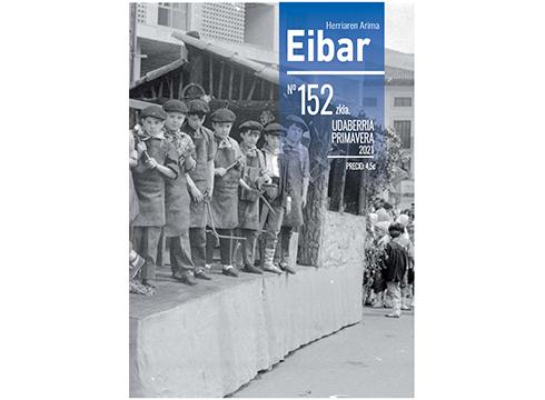 Eibar aldizkariaren azken alea eskuragarri dago