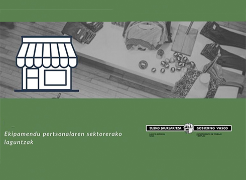 Merkataritza-ekipamenduaren sektorearentzat diru-laguntza eskaerak Eibarko Merkataritzako Bulego Teknikoan