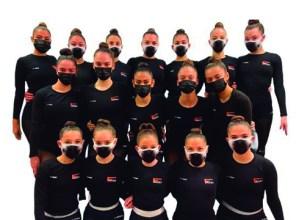 Ipurua Klubeko gimnastek Espainiako txapelketan hartuko dute parte datorren astean