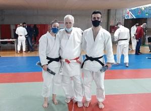 Nekane Muguruza eta Iker Martinez judokek azterketak gainditu dituzte asteburuan