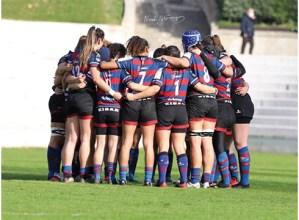 Eibar Rugby Taldea Iberdrola Ligako finalerdietara sailkatu da