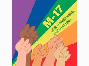 Latorrizko Gehitu Sariak banatu dituzte LGTBIfobiaren kontrako Nazioarteko Egunean