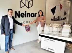 Neinor Homes-ek babestuko du Eibarko Txirrindulari Klubaren izeneko Sari Nagusiaren laugarren edizioa