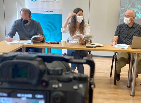 Euskal Hedabideen Behatokiak 2020ko urtekaria aurkeztu du