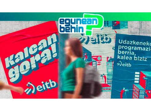 Egunean Behin-en 8. denboraldia datorren astelehenean hasiko da, irailaren 27an