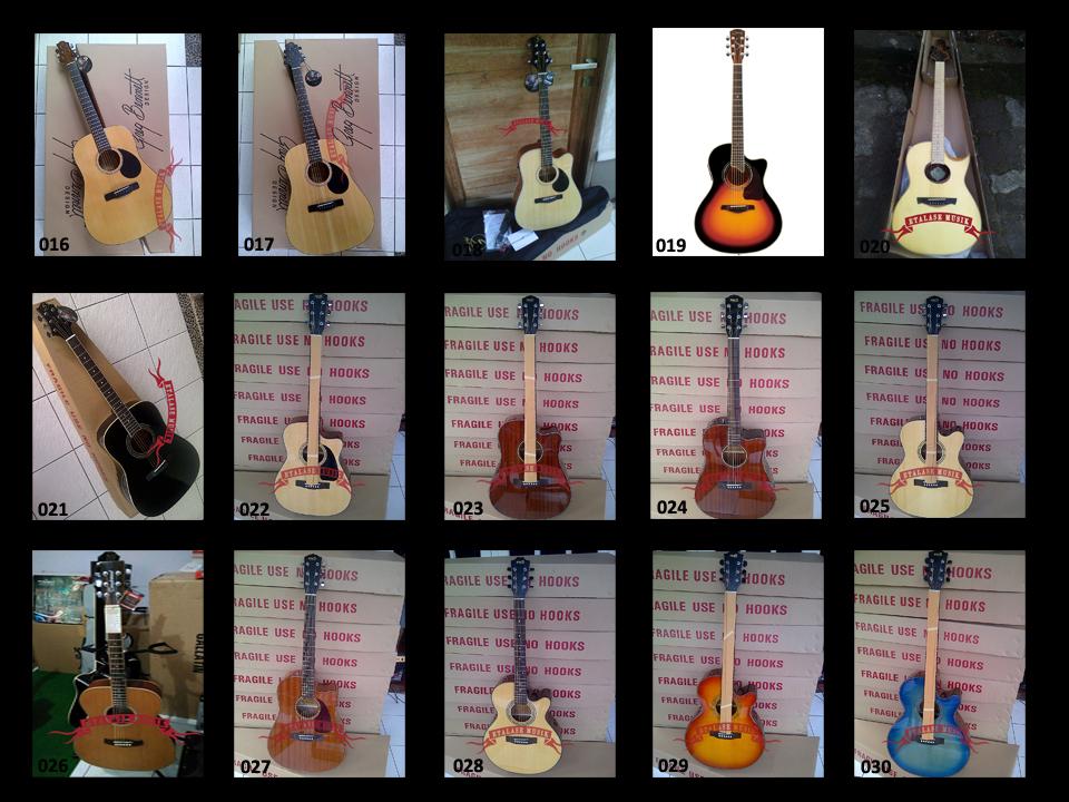 Gitar Akustik Elektrik   Stok Up Date   Page 2