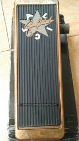 Cry Baby® Jerry Cantrell Signature Cry Baby® Wah Wah