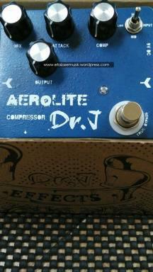 Efek Gitar : Dr.J D-55 Aerolite Compressor Guitar Effects Pedal Bass Pedals