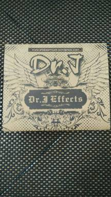 Efek Gitar Dr.J D-55 Aerolite Compressor Guitar Effects Pedal Bass Pedals