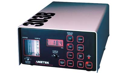 Ametek Process Instruments 303B Moisture Analyzer