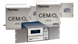 Ametek Thermox CEM Humox