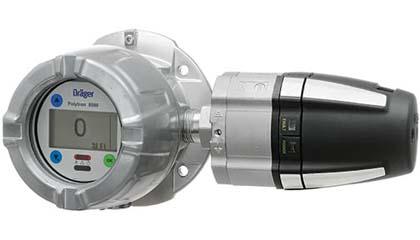 Draeger Carbon Dioxide Gas Detection Polytron 8720