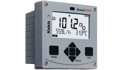 M4Knick Transmitters/Analyzers Stratos Pro A2