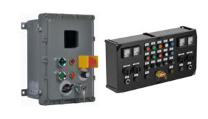 P+F Electrical Explosion Protection Equipment Control Stations