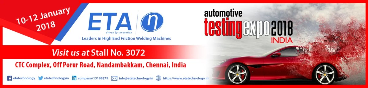 ETA Automotive Testing Banner