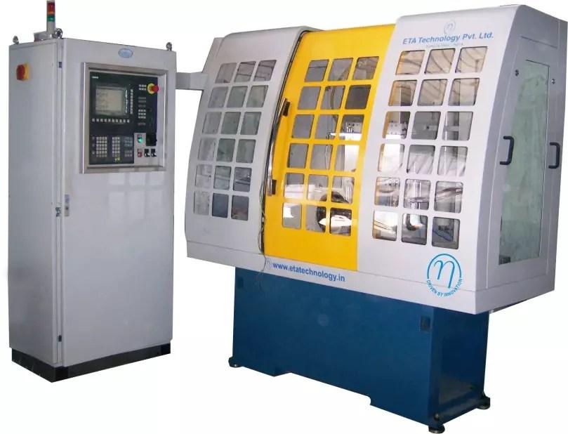 SPM CNC-Profildrehen