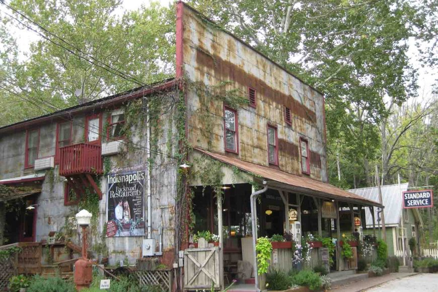 the story inn in indiana