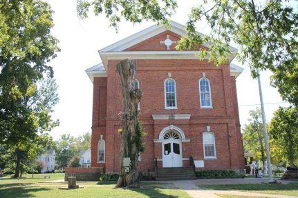 Golconda Courthouse